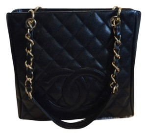 Chanel Satchel in Blk