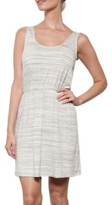 Joie short dress Heather Grey on Tradesy
