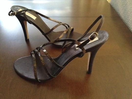 Michael Kors New And Unworn With Dust Bag Brown Formal