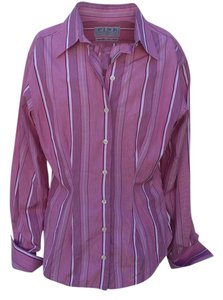 Thomas Pink Button Down Shirt