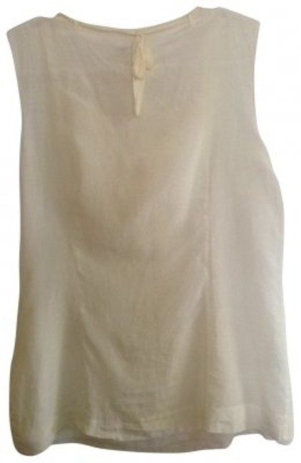 Preload https://item2.tradesy.com/images/jcrew-ivory-tank-topcami-size-2-xs-148386-0-0.jpg?width=400&height=650