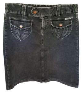 Billabong Mini Skirt Gray