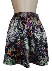 H&M Skirt Multi Color
