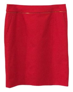 Calvin Klein Skirt Red