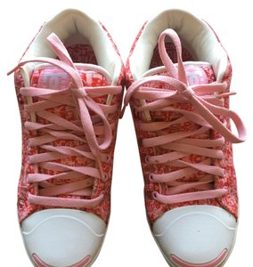 DC Shoes Pink Athletic