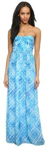 Shoshanna Maxi Nwt Dress