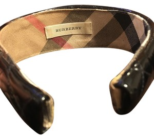 Burberry Leather Burberry headband