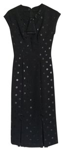 Stop Staring! Vintage Retro Polka Dot Dress