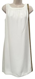 Rachel Zoe Gold Sequins Dress