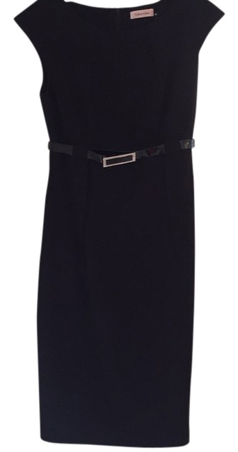 Preload https://item5.tradesy.com/images/calvin-klein-black-little-mid-length-workoffice-dress-size-4-s-14841019-0-1.jpg?width=400&height=650