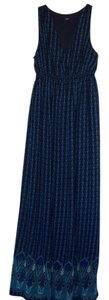 Blue Maxi Dress by Mossimo Supply Co.