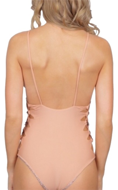 Item - Topless Florence Fullpc One-piece Bathing Suit Size 4 (S)