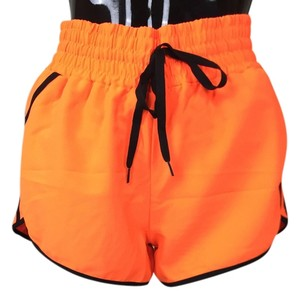 Athletic Orange Shorts