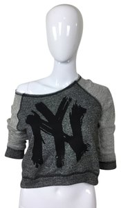 Cropped Ny New York Sweater