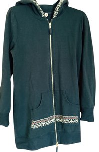 Anthropologie Pink Lotus Workout Jecket Jacket