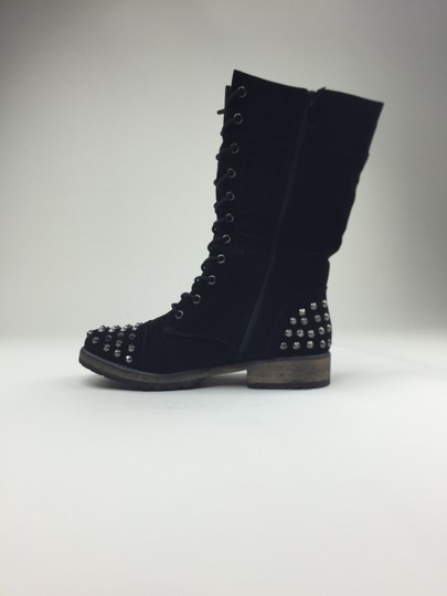 Other Boots Motorcycle Black Flats