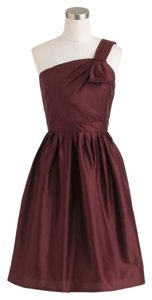 J.Crew Wedding Bridesmaid Silk Silk Dress