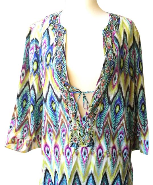 Item - Multicolor Cover-up/Sarong Size 8 (M)