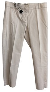 Talbots Capri/Cropped Pants Light tan