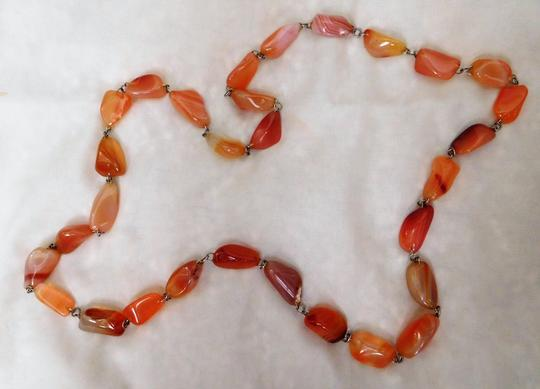 Unknown Agate Necklace