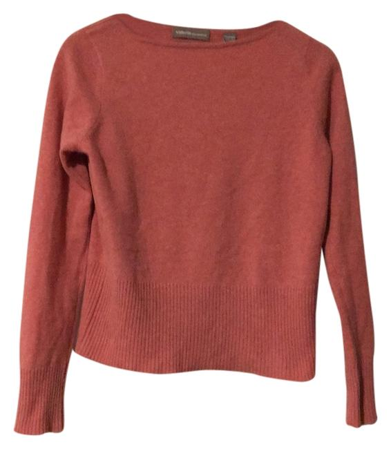 Preload https://item2.tradesy.com/images/pink-sweaterpullover-size-4-s-14843131-0-1.jpg?width=400&height=650