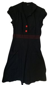 Ruby Rox short dress black Rockabilly on Tradesy
