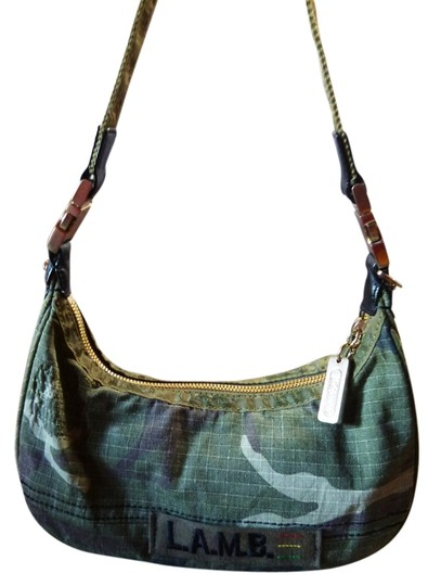 Preload https://item5.tradesy.com/images/lamb-gwen-stefani-le-sportsac-camouflage-army-print-cotton-and-leather-shoulder-bag-1484359-0-0.jpg?width=440&height=440