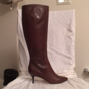 Cole Haan New Leather Nwt Brown Boots