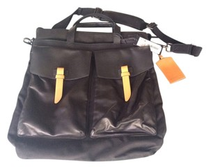 Tumi Extra Large Satchel in Black