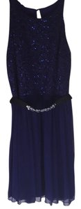 BCX short dress Navy blueish on Tradesy