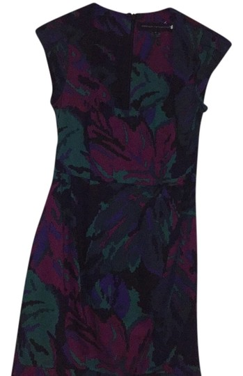 34830060a15 85%OFF French Connection Multi Colored Dress - 73% Off Retail ...