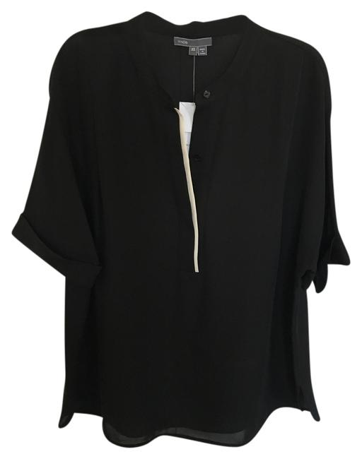 Preload https://item3.tradesy.com/images/vince-black-silk-blouse-size-2-xs-14844007-0-1.jpg?width=400&height=650
