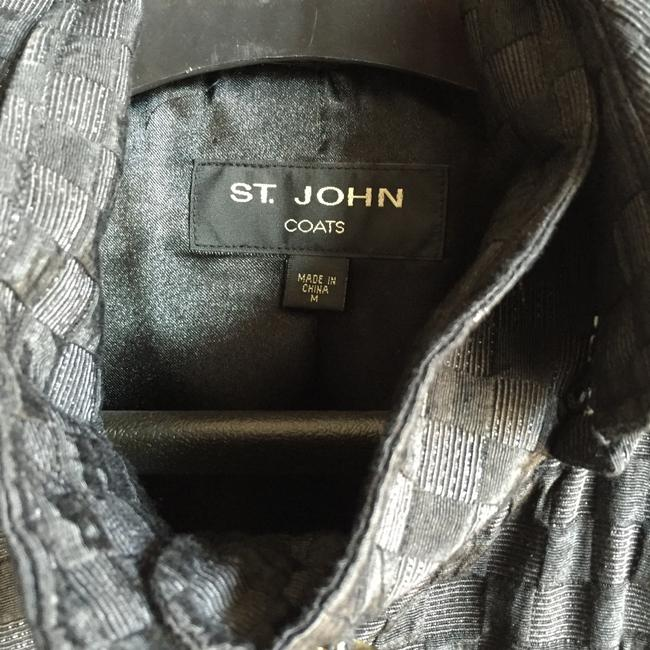 St. John Motorcycle Jacket