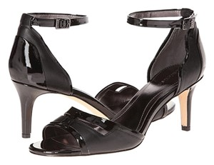 Calvin Klein Color Woman Black Platforms