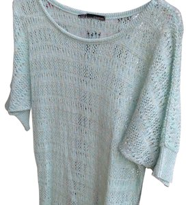 Maurices Open Weave Metallic Spring Sparkle Sweater