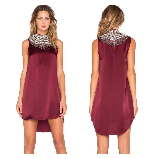 Preload https://img-static.tradesy.com/item/14844562/haute-hippie-purple-embellished-high-neck-high-low-cocktail-dress-size-2-xs-0-5-650-650.jpg