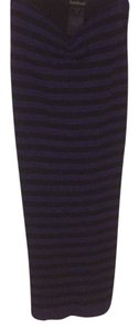 bebe short dress Purple, black on Tradesy