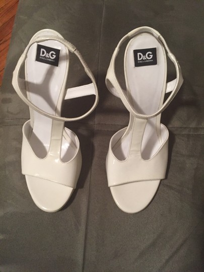 Dolce&Gabbana white Formal