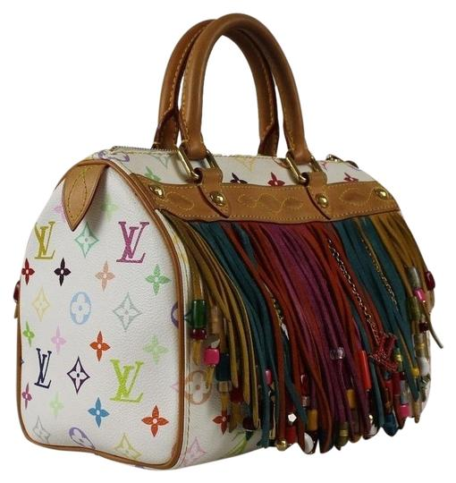Preload https://item4.tradesy.com/images/louis-vuitton-speedy-monogram-fringed-multicolor-leather-tote-1484518-0-0.jpg?width=440&height=440