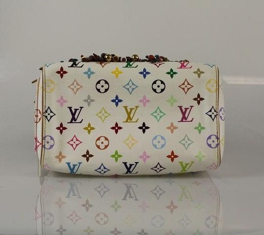 Louis Vuitton Speedy Multicolor Monogram Pre-owned Tote