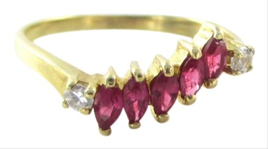 Preload https://item5.tradesy.com/images/no-brand-14kt-solid-yellow-gold-ring-synthetic-ruby-zirconia-sz8-fine-jewelry-engagement-1484539-0-0.jpg?width=440&height=440