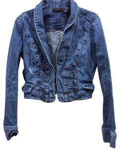 New York & Company blue denim Jacket