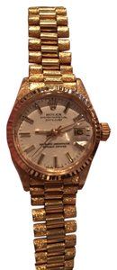 Rolex 18K Rolex President Oyster Perpetual Datejust