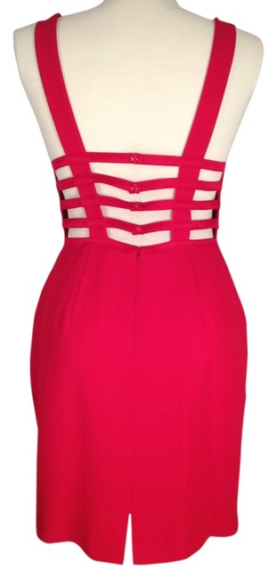 Preload https://item4.tradesy.com/images/cache-red-mid-length-cocktail-dress-size-8-m-14845993-0-3.jpg?width=400&height=650