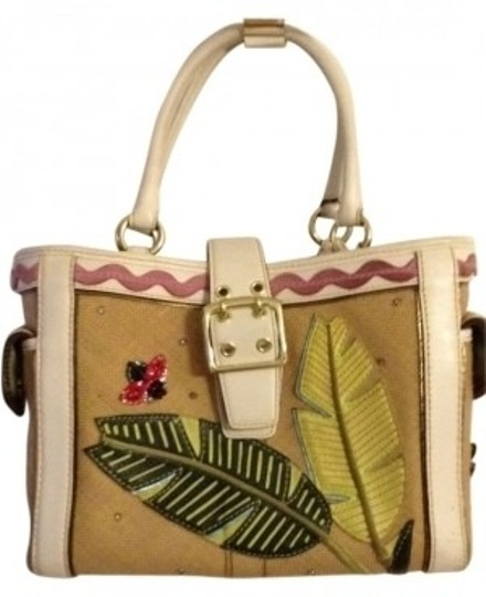 Preload https://item2.tradesy.com/images/coach-floral-w-white-leather-trim-tote-14846-0-0.jpg?width=440&height=440
