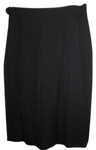 Saint Laurent Skirt Black