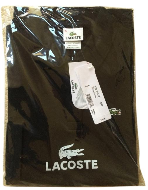 Preload https://item2.tradesy.com/images/lacoste-black-lockstep-pique-stretch-sleeve-t-shirt-tee-shirt-size-4-s-14846896-0-1.jpg?width=400&height=650