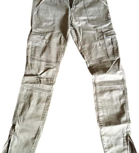 Preload https://item4.tradesy.com/images/abercrombie-and-fitch-dark-green-cargo-jeans-size-26-2-xs-14847028-0-3.jpg?width=400&height=650