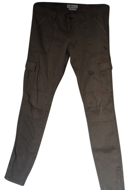 Abercrombie & Fitch Cargo Jeans