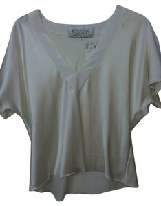 Rory Beca Silk Top White